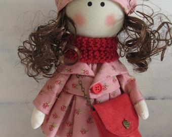 Tilda doll, textile doll, fabric doll, cloth doll, tilda fabric, tilda, handmade doll, doll handmade, cloth doll handmade, baby doll