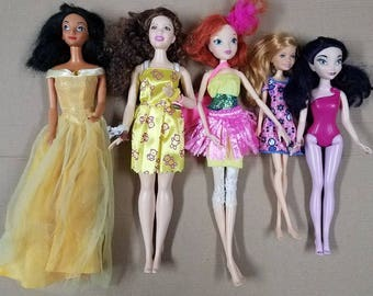 barbie lots