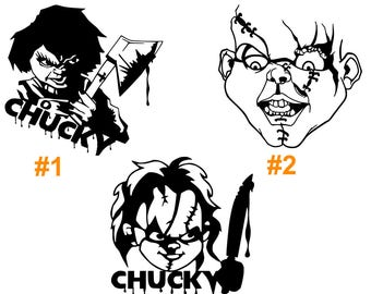 Print 8x10 Chucky Doll Childs Play Horror Monster