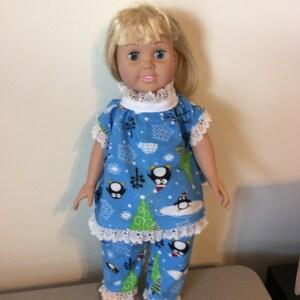 America Girl Doll Pajamas