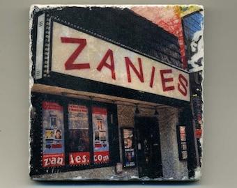 Zanies Comedy Club - Original Coaster