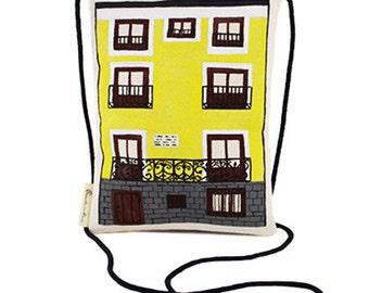 "Bag hanging ""Casa Lucas Aguirre"""
