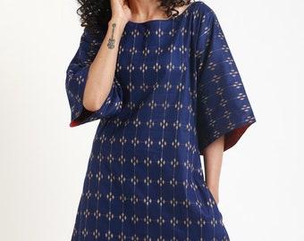 True Blue Casual Dress
