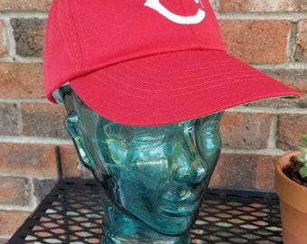 Vintage Child Size Cincinnati Reds Snapback Cap