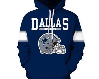 2017 Dallas Cowboys  Football Team Sport Hoodie