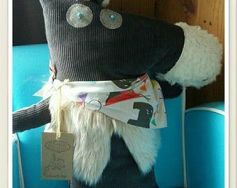 Plush Stuffed donkey for child