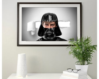 Star Wars Luke Darth