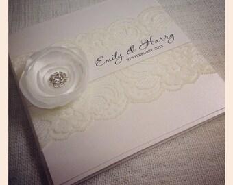 Elegant Wedding Invitation Collection - SAMPLES