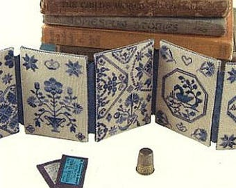 Quaker Pattern Book by With My Needle Counted Cross Stitch Pattern/Chart