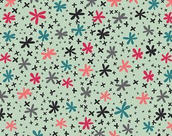 Nordika, Art Gallery Fabrics, Sweetish Seafoam, NOR-8608