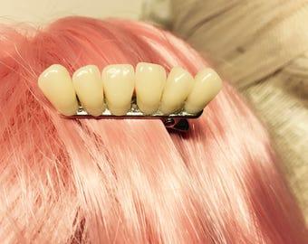 Teeth hairclip