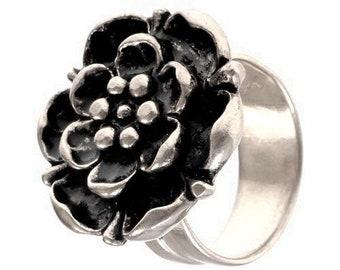 """Finger Ring """"Rose"""" - [07 Ring Rose]"""