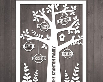 paper cut outs templates