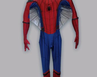 Movie Grade Magnetic Web-Wings Kit (add to your own suit)