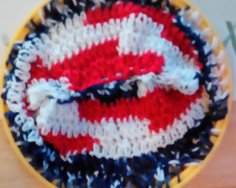 Fun and Unique Patriotic Themed Wall Hanging
