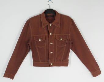 Katharine Hamnett Jacket Katharine Hamnett Denim Jacket Women's Size M
