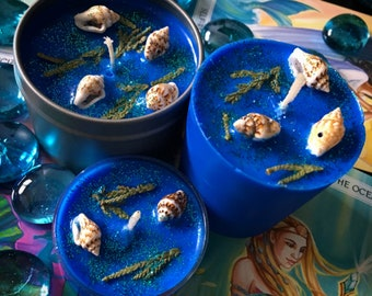 Sea Witch Candles