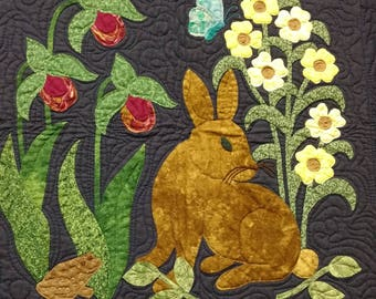 Woodland Creatures Collector Series Border Pattern Package By