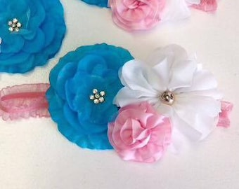 SUMMER CLEARANCE** Flower headband