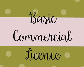 UPGRADE to receiving a commercial licence