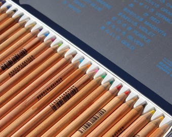 Recycled Colored Pencil Set | Art Pencils | For Colored Pencil Art