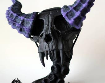Villian Wyvern horns