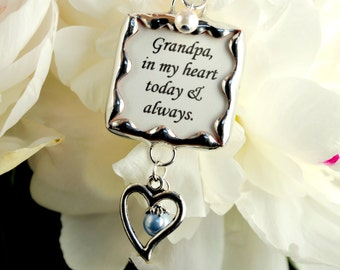 Bridal Bouquet Jewelry Memorial Charm Wedding Bouquet Charm Bouquet Photo Charm