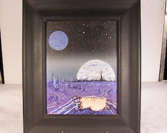 C@@L Original Space Painting