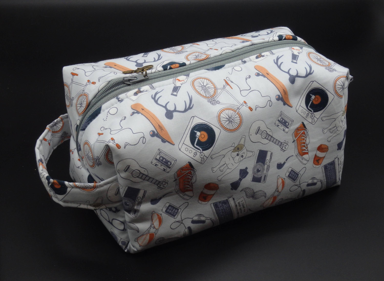 cfb153d878 Hipster Travel Bag Ditty Bag Dopp Kit Toiletry Bag Makeup