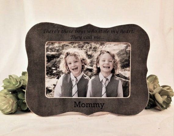 Mothers day gift from husband boyfriend, Mommy frame, mom picture ...