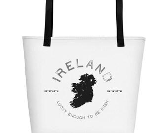 Ireland Beach Bag