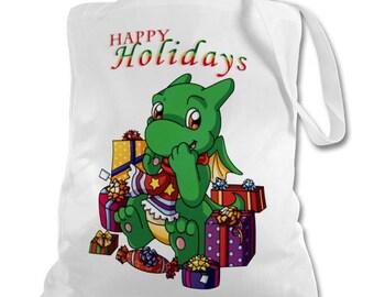 Variety Holiday Dragon Tote Bag