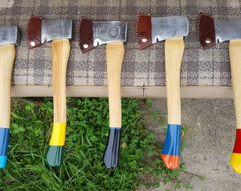 Gallery 3 - Custom Axes - Contact Me To Begin Your Custom Project