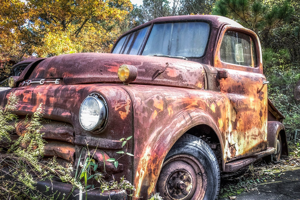 1948 Dodge Truck Old Car City Rusty Cars Old Rusty Cars in