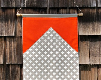 Silkscreen Flag