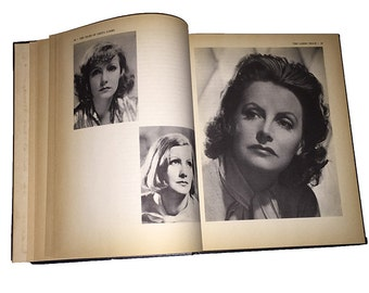 The Films of Greta Garbo, by Mark Conway, Dion McGregor & Mark Ricci, Classic Hollywood, Movie Star Photos