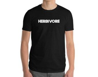 Herbivore T Shirt - Vegan Shirt - Vegetarian Shirts - Herbivore Tee Shirt - Vegan Gift Shirt - Vegetarian Gift, Gift For Vegans