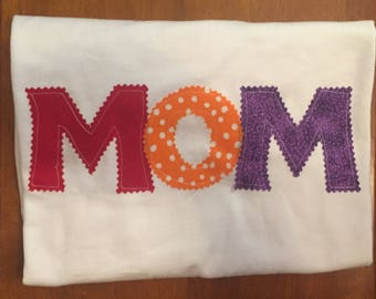Rainbow Mom Shirt
