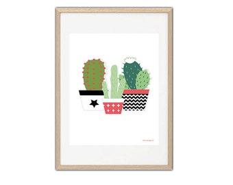 Print  cactus