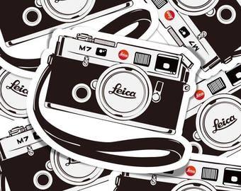 Leica M7 Stickers Leica Accessory