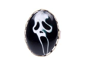 Scream Ring, (1825)