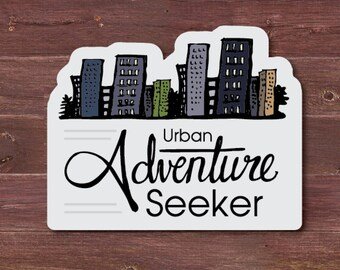 Urban Adventure Seeker