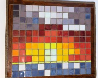 Multicolor Trivet-17-11-10-80