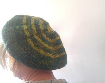 Knitted Beret