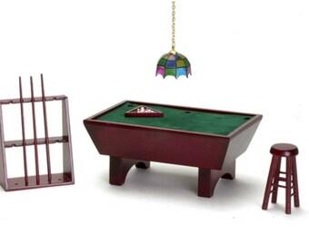 sc 1 st  Etsy & Miniature pool table | Etsy
