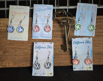 VW earrings to match your favorite VW!