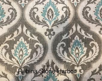 FREE SHIP - Rubina Stone Harbor - fabric by the yard