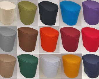 Canvas Keurig Coffee Maker Cover (15 Colors Available)