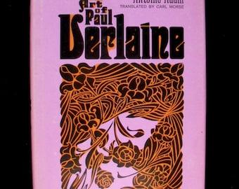 The Art of Paul Verlaine (1963 hardcover)