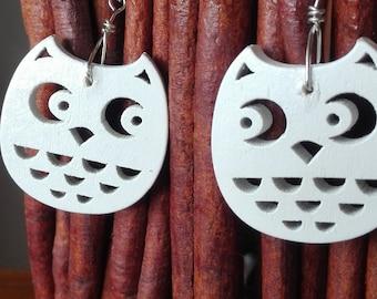 Owl Friends - earrings